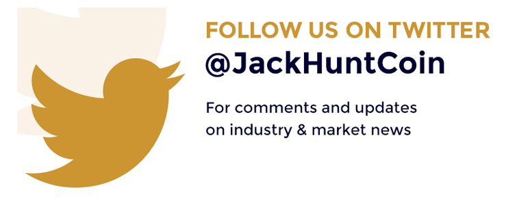 Follow Jack Hunt on Twitter at @JackHuntCoin