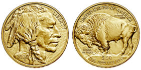 U.S. 1 oz. Gold Buffalo